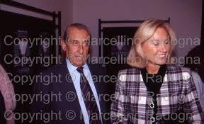 Marcellino Radogna - Fotonotizie per la stampa: Gabriella Farinon con il  marito Stefano Romanazzi