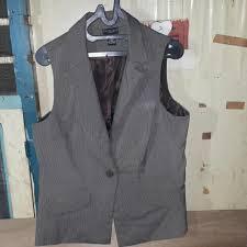 vest wanita merek bay studio size l xl