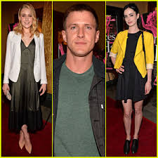 Patrick Heusinger Photos, News, and Videos | Just Jared