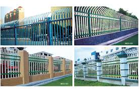 Wrought Iron Solid Corrugated Metal Fence Panels Buy Fence Panels Corrugated Metal Fence Panels Solid Metal Fence Panel Product On Alibaba Com
