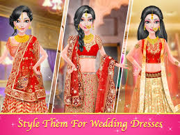 indian bridal makeup games
