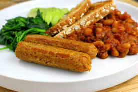 vegan maple breakfast sausage sarah s