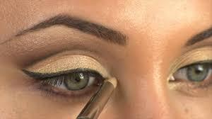 deep set eyes makeup tutorial