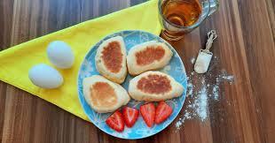 Không cần lò nướng tôi cũng làm được bánh mì kem trứng mềm ngon bất ngờ -  Công thức món ngon