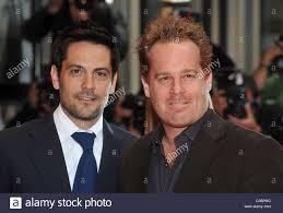 Patrick Baladi (L) and Adam James (R) 'Last Chance Harvey' UK Stock Photo -  Alamy