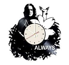 Girls Dogs Vinyl Record Wall Clock Kids Room Wall Decor Gift Ideas For Kids Cartoon Unique Art Design Teens Boys Clocks