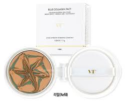 vt cosmetics collagen pact spf 50 pa
