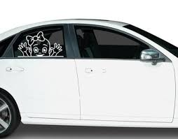 Funny Girl Car Decal Style And Apply