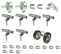 Fence Rolling Gate Hardware Kit Residential Chain Link Parts Fence Material