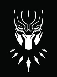 Black Panther Custom Car Laptop Decal Sticker 16 X 10 Black Panther Art Black Panther Drawing Black Panther Tattoo