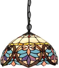 tiffany style pendant ceiling light