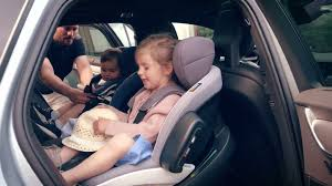 baby car seat in volvo group celebrates