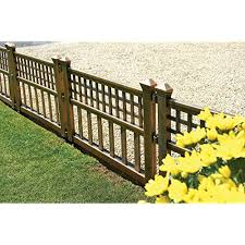 Timber Free Standing Picket Fence Panels Smooth Timber 6ft X 3ft X 5 Panels 30ft Hombuilt Com