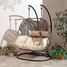 co hanging egg chair garden