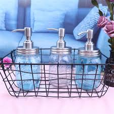 whole glass soap dispenser bottles