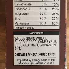 unfrosted cocoa mini wheats abillionveg