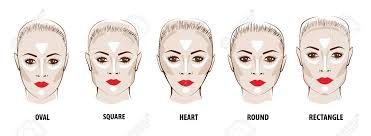 highlight makeup royalty free cliparts