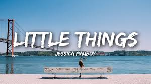 Jessica Mauboy - Little Things (Lyrics ...