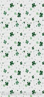four leaf clover iphone wallpaper