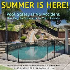 Baby Guard Pool Fence Long Island New York 717 Pease Lane West Islip Ny 2020