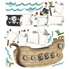 Giant Pirate Ship Wall Decal 28 Images Kids Bedroom Ahoy Ships Pirate Wall Decals Pirate Ship Kids Pirates Transport Wall Art Sticker Wall 49 Best Images About Peter Pan Nursery