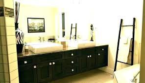 large beveled wall mirrors bathroom