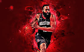 wallpaper of basketball houston