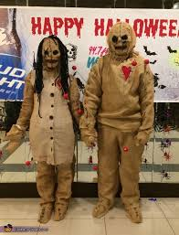 voodoo dolls couple costume easy diy