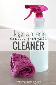 homemade multi purpose cleaner diy