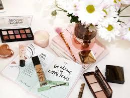 spring 2018 beauty edit makeup edition
