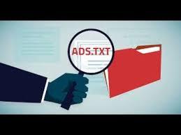 ads txt sorunları ve ads txt dosyası