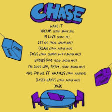 Aaron May - CHASE Lyrics and Tracklist   Genius