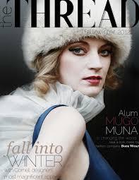 The Thread Magazine Fall/Winter 2012 by Thread Magazine - issuu