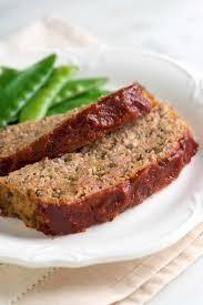 unbelievably moist turkey meatloaf