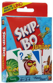 skip bo junior board game boardgamegeek