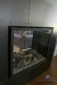 diy fireplace surround to look like