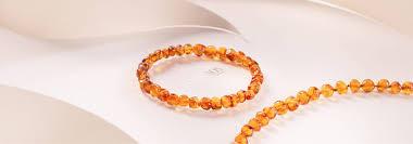 whole amber teething necklaces