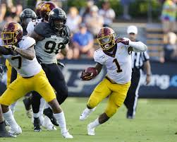 Rodney Smith keeps grinding as Gophers run game finds its footing ...