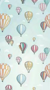 Pin by Felicia Howell on Wallpapers | Pretty wallpapers, Balloon  illustration, Iphone wallpaper