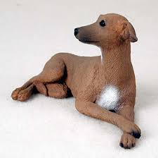 italian greyhound stuffed