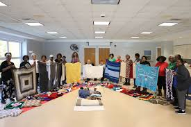 DeKalb seniors bring warmth to holidays with blankets of love - On ...