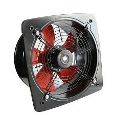 16 inch exhaust fan soot kitchen