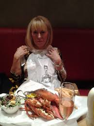 Burger and Lobster – what's not to love ...