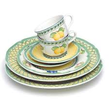 french garden dinnerware collection by