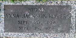 Anna Emilia Johnson Bowers (1886-1956) - Find A Grave Memorial