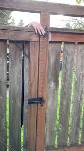 Easy Gate Opener Modern Design In 2020 Fence Gate Design Modern Fence Wooden Fence Gate