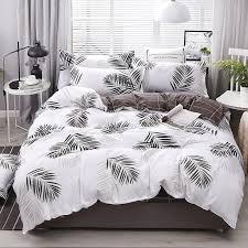 bedding cotton set super king duvet