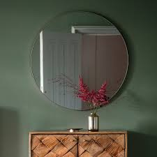 round wall mirrors my vintage home