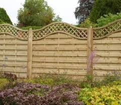 Forest Prague Screen 6 X 6 Ft Fence Panel In 2020 Garden Fence Panels Wooden Fence Panels Fence Panels