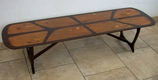 heals long tom marquetry coffee table